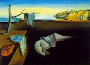 dali-melting-clock